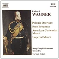Wagner: Marches & Overtures by RICHARD WAGNER (2001-05-15)