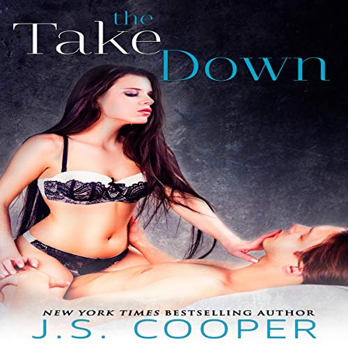 The Takedown audiobook cover art