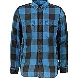 Polo Ralph Lauren camisa a cuadros a cuadros talla M (grande, azul)
