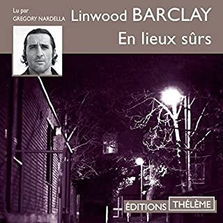 En lieux sûrs audiobook cover art