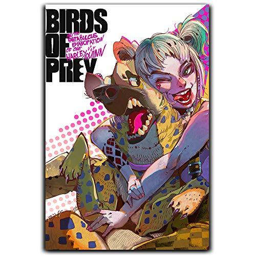 51OQKoh+tjL Harley Quinn Birds of Prey Posters