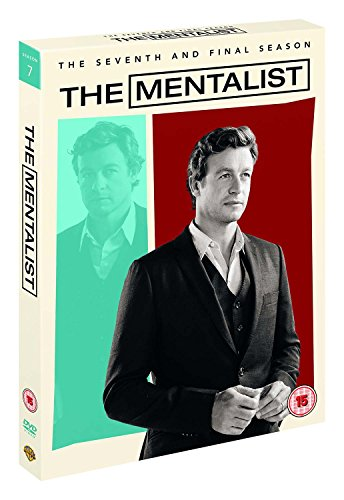 Mentalist:Series 7 Complete [DVD-AUDIO]