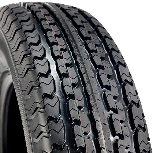 TRANSEAGLE ST Radial II Steel Belted Premium Trailer Tire-ST175/80R13 97/93L LRD 8-Ply