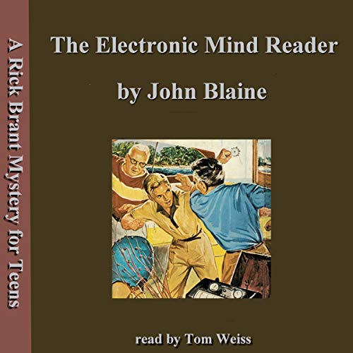 The Electronic Mind Reader cover art