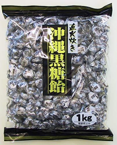 桃太郎製菓 1kg沖縄黒糖飴 1kg×1袋