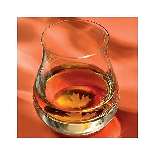 Stölzle Lausitz Whisky The Canadian Whisky-Glass Original, 338 ml, 6er Set Whiskyglas, spülmaschinenfeste Whiskygläser, hochwertige Qualität aus Kristallglas