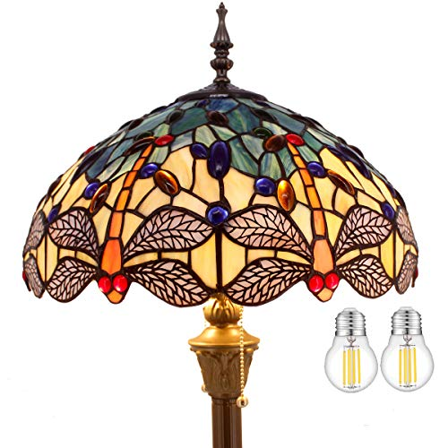 WEFACTORY Tiffany Standing Lamp