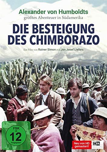 Die Besteigung des Chimborazo (neu gemastert)