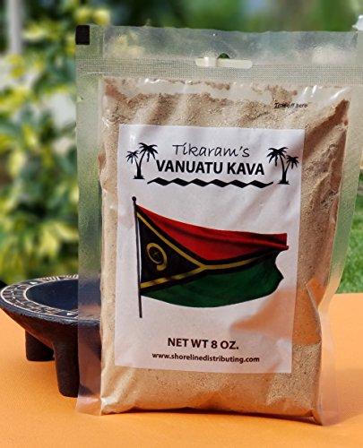 Kava Kava - Premium Vanuatu Kava 1/2 Pound (8oz) - Fiji Market Wholesale