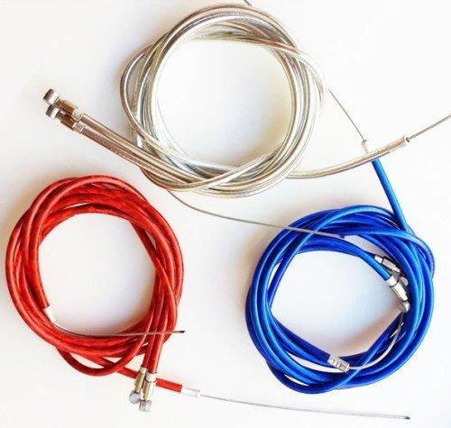 Cables Tubo de Línea de Freno para bicicletas con fundas delantero y...