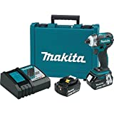 Makita XDT09MB 18V LXT BL Impact Driver Kit (Discontinued by Manufacturer)
