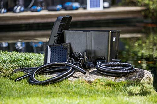 T.I.P. Teichaußenfilter WDF 10000 UV 11, UV-C 11 Watt, für Teiche bis zu 10.000 Liter - 4