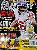 Best Fantasy Football Magazines - Draft Engine 2019 Fantasy Football magazine NEW Review