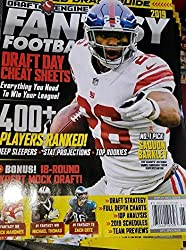 The Best Fantasy Football Magazines & Draft Guides (2019 Update)