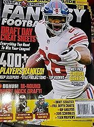 Madison : Espn fantasy football magazine 2019 release date