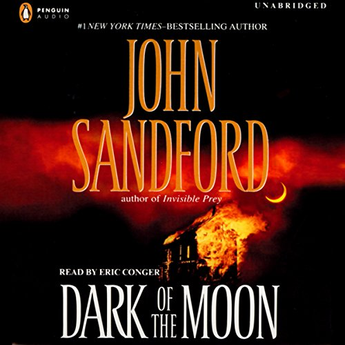 Dark of the Moon audiobook cover art