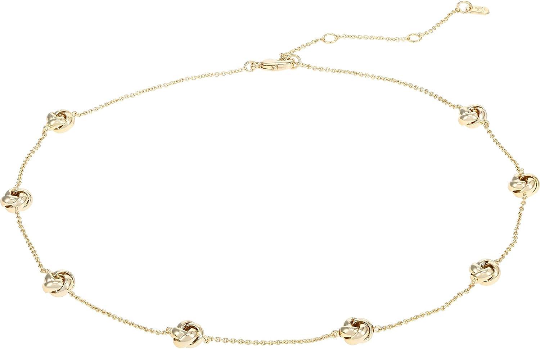 Lauren Ralph Lauren Knot Collar Necklace