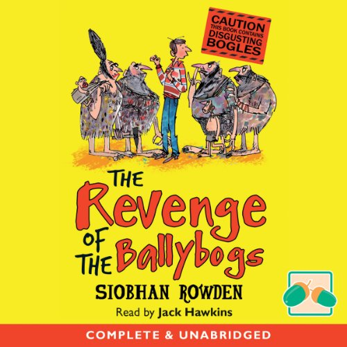 Page de couverture de The Revenge of the Ballybogs