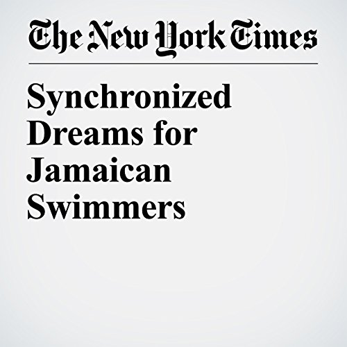 Synchronized Dreams for Jamaican Swimmers copertina