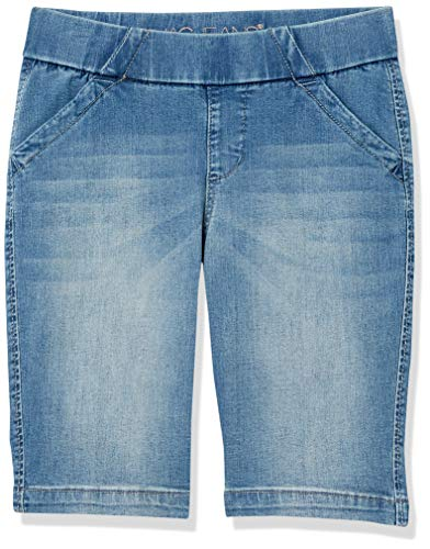 Jag Jeans Women's Gracie Pull On Bermuda Short, Horizon Blue, 2