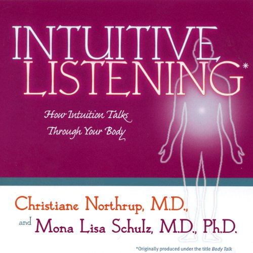 Intuitive Listening audiobook cover art