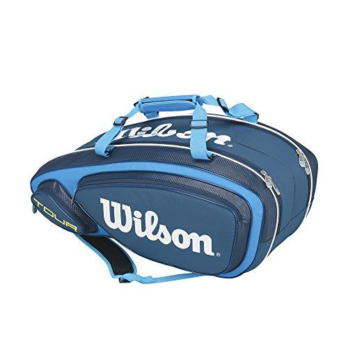 WILSON Tour V 9 Sac à Dos Blu