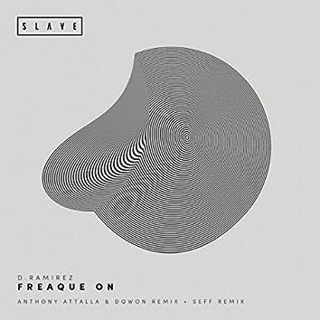 Freaque On (2017 Remixes)