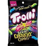 Trolli Sour Crunchy Crawlers (Two 3.8 oz Bags)