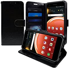 Specifically designed for LG K30 (T-Mobile) / LG K10/LG K10+ 2018 / LG Premier PRO L413DL/L413DG (5.3-inch screen) 2018 released models only. ***Please see pictures for phone model comparison. Ships from USA in Zase  retail packaging. ALL-IN-ONE PHON...