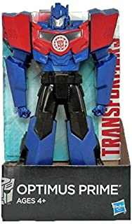 Transformers Robots in Disguise Optimus Prime Articulated, Non-Transforming Action Figure