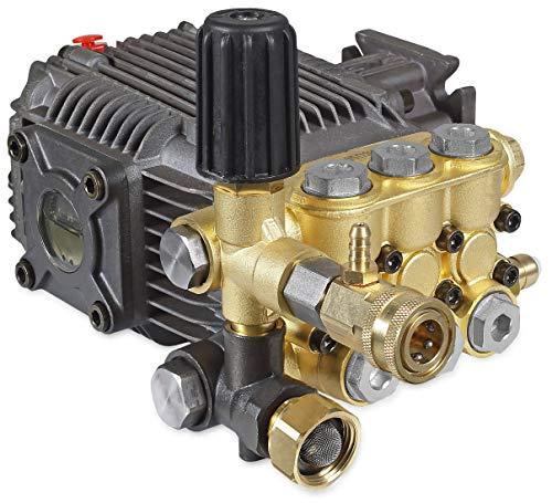 "Mi-T-M 3-0414 3000 PSI Pressure Washer Replacement Pump Horizontal Shaft Cat General AR 3/4"""