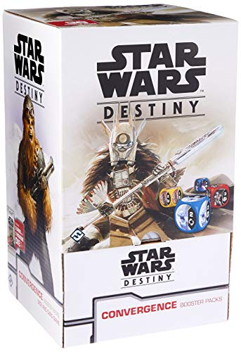 Fantasy Flight Games FFGSWD16 Star Wars Destiny: Convergence Booster Display, varios colores , color/modelo surtido