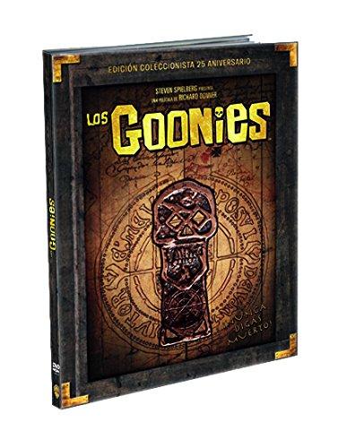 LOS GOONIES BOOK