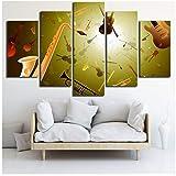 Embelish Home Decor Modulare Bilder Für Wohnzimmer