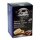 Bradley Smoker BISQUETTES, Special Blend 48PK Camping,Hiking,Travel
