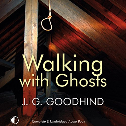 Walking with Ghosts audiobook cover art