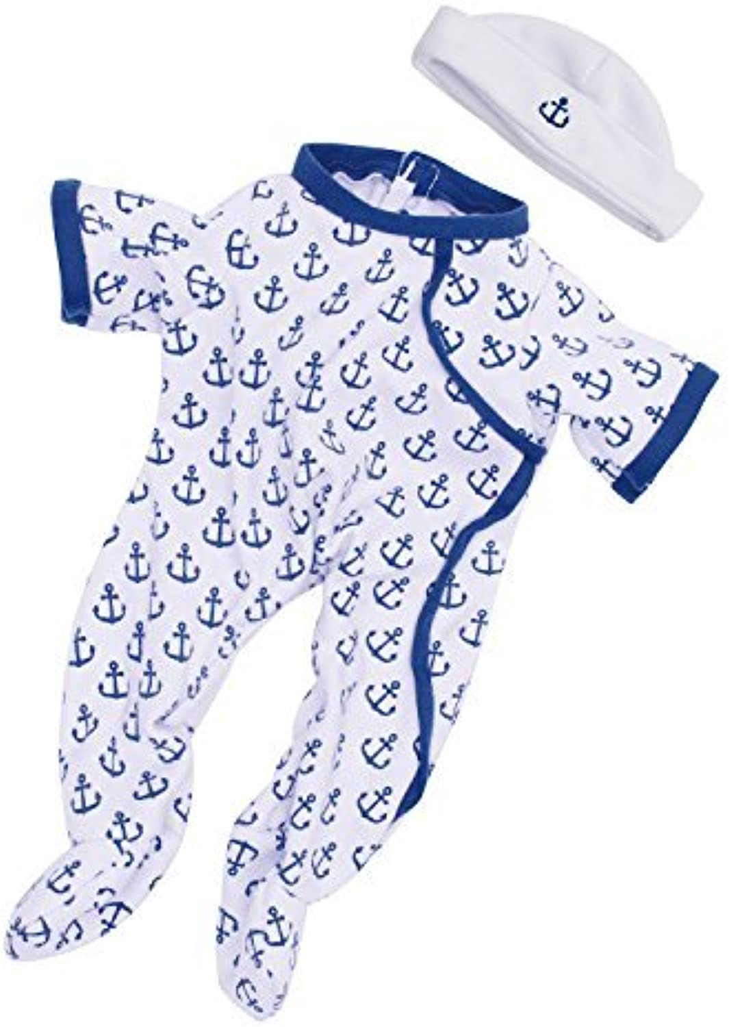 Manhattan Toy Baby Stella Anchors Away Baby Doll Outfit by Manhattan Toy
