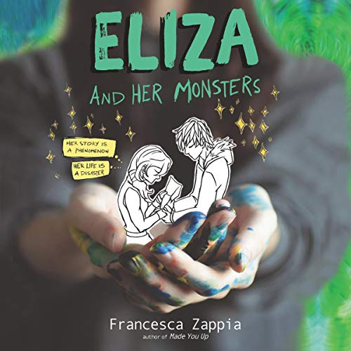 Couverture de Eliza and Her Monsters