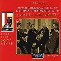 Mozart-Beethoven: Streichquartetts (1995-12-12)