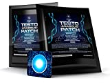 Nutracell Labs Testo Extreme Anabolic Patch : Advanced Testosterone Booster Without Steroids or HGH | Muscle Growth & Strength (1 Month Supply : 30 Patches)