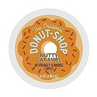 The Original Donut Shop Nutty Caramel, Keurig K-Cups, 72 Count by Donut Shop Classics