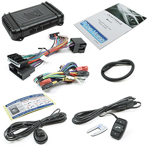 Rostra 250-7504-FD4 Con-Verse Bluetooth Control Switch for Select Ford Vehicles