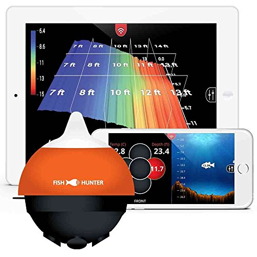FishHunter Directional 3D Wireless, Portable Fish Finder