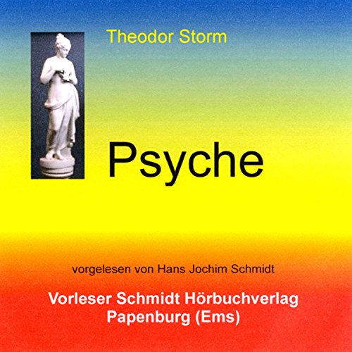 Psyche audiobook cover art