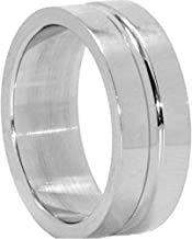 Niche-Finds Supernatural Inspired Dean Winchester Ring Surgical Stainless Steel
