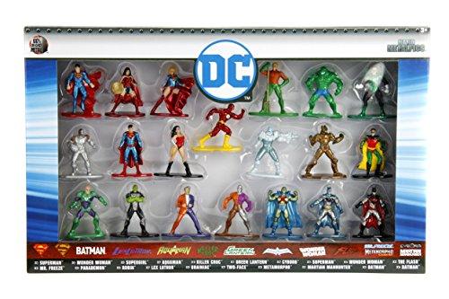 Jada Pack 20 Figuras DC Comics, Multicolor (0801310844090) 6