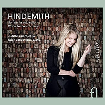 Hindemith: Sonata for Solo Cello & Works for Cello and Piano