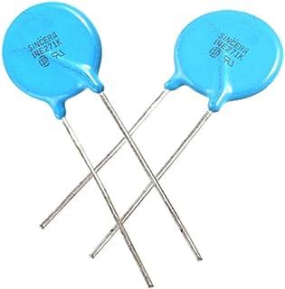 10 x Featured Radial Lead Disc Voltage Dependent reliable efficacy Resistors Varistors fine workmanship 14D271K