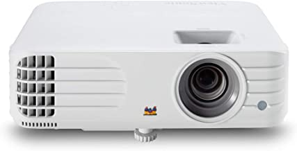ViewSonic PG701WU 3500 Lumens WUXGA Projector with Vertical Keystone Dual 3D Ready HDMI Inputs and Low Input Latency for Home and Office
