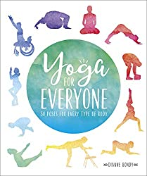 cover of yoga for everyone